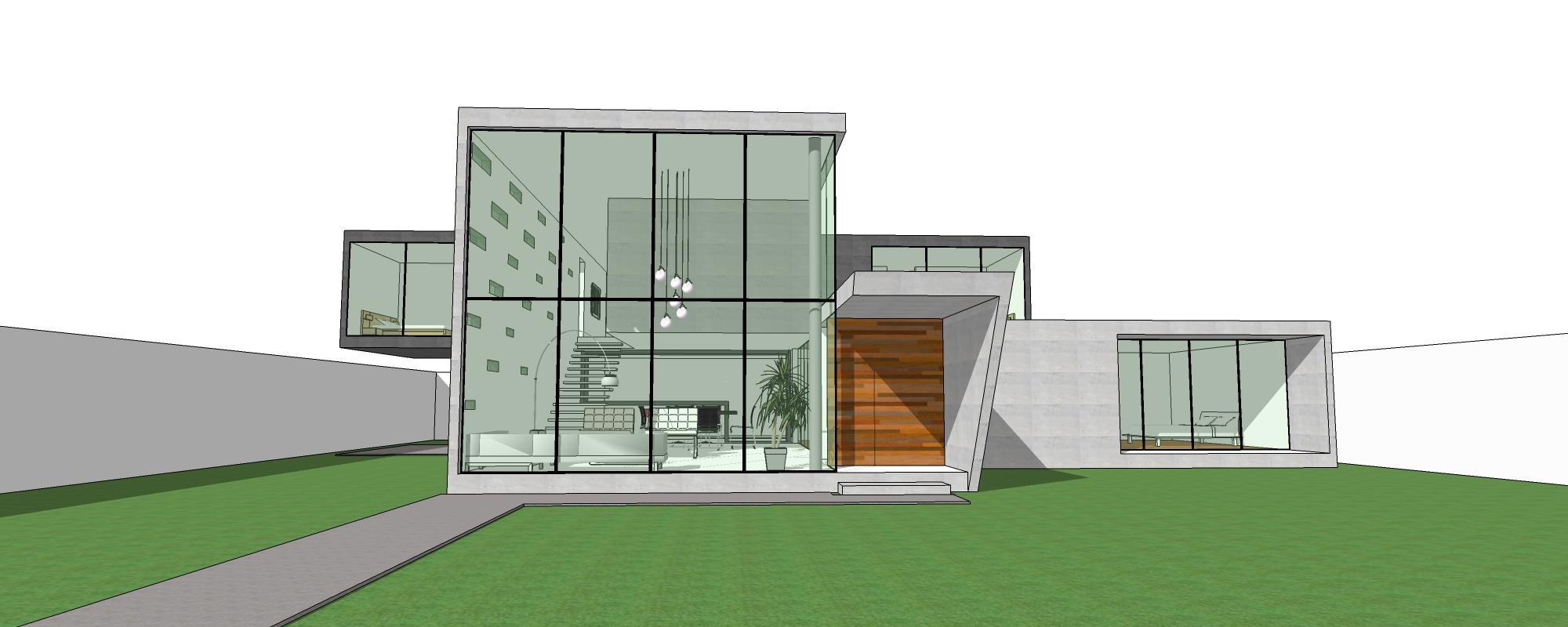 CJ-house / MEGA arquitectura