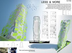 Less & More / MEGA arquitectura