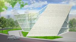 S.S.C. building / MEGA arquitectura