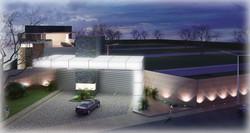 ESPIRITUportico / MEGA arquitectura