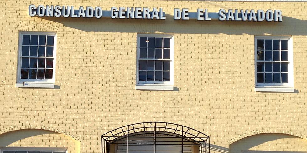ESSCA Meeting at Consulate of El Salvador!