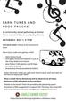 Farm Tunes and Food Trucks May 1