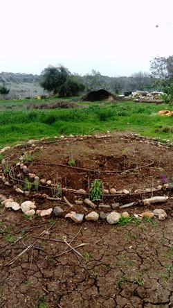 Klil's round beds