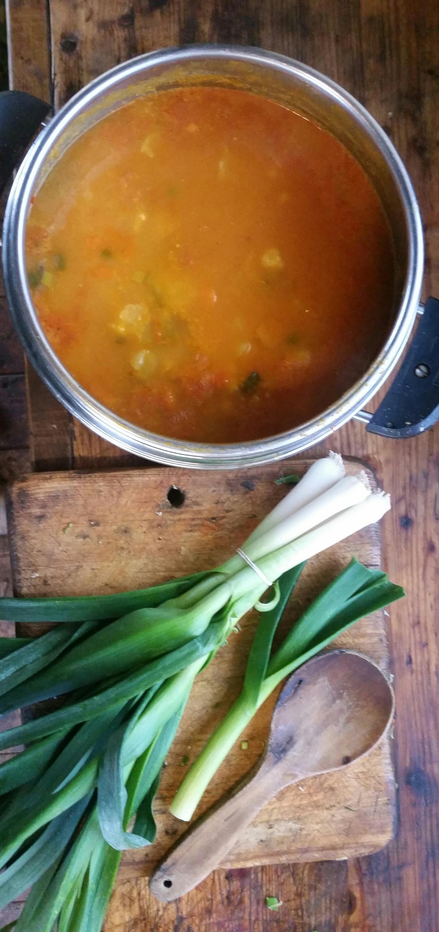 Orna soup
