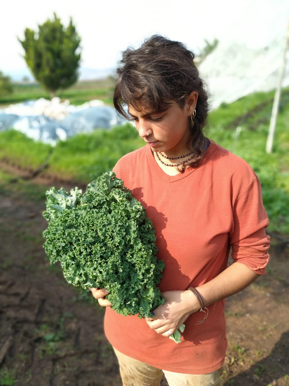 Kale and Achinoam