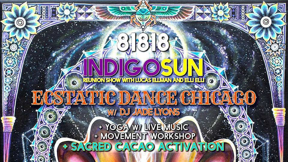81818 Ecstatic Dance CacaoActivation