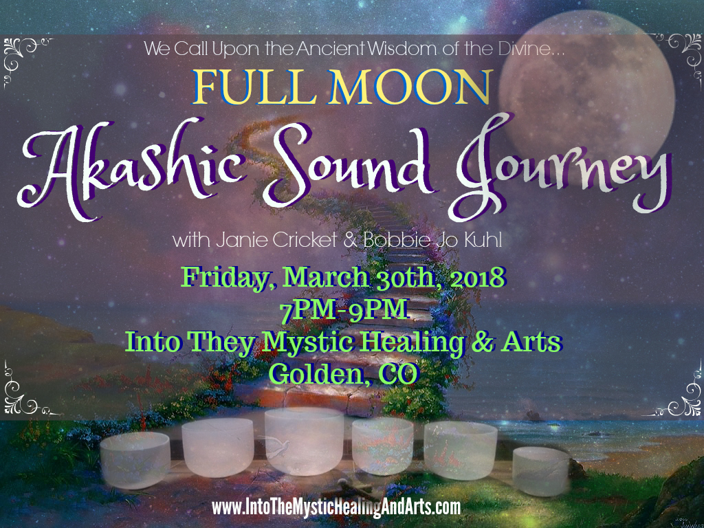Akashic Sound Journey 3