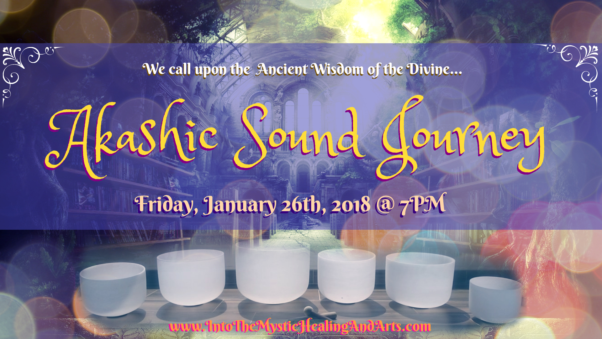 January Akashic Sound Journey