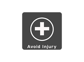 Our systems help aviod serious injuries