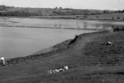 Stanley Pool with old dam showing copy