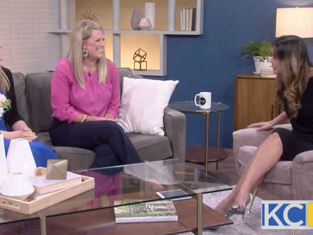 Check out Stacy and Amy on KC Live!