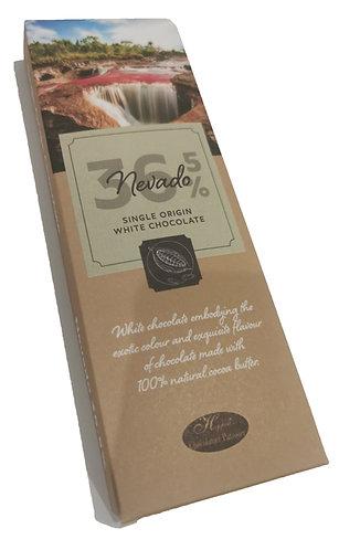 Nevado Single Origin 36.5% White Chocolate 100g