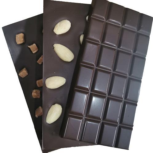 Belgian Dark Chocolate Bars 100g