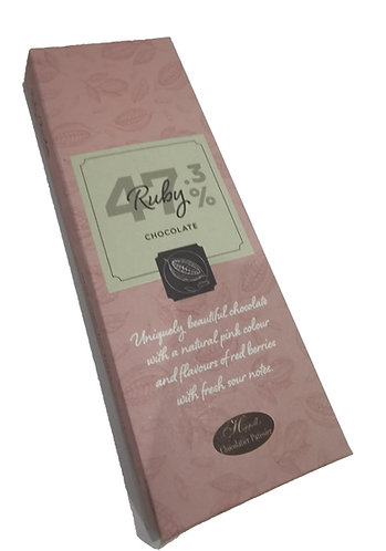 Ruby Chocolate 47.3% 100g