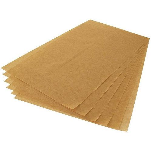 Pečící papír archy 45 x 32cm, 20ks, natural