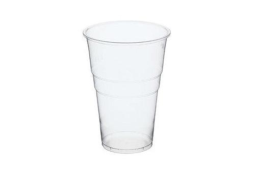 Kelímek nápojový PP 500(400)ml, 50ks/bal., transparentní