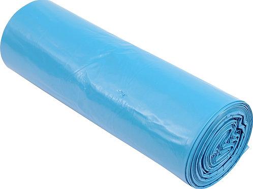 Pytle LDPE 70x110cm, 60mic, 20ks/role, modré