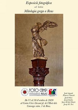 107 - Mitologia grega a Reus, C.C. Lleva