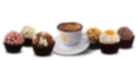 Café com Brigadeiro Gourmet