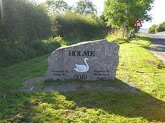 Holme Sign