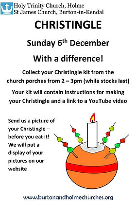 Christingle Poster 2020 (Combined) for W