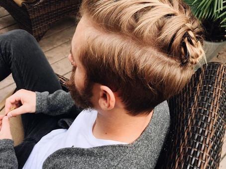 La nueva tendencia que tiene a los hombres trenzando su cabello. ¿Qué opinas?