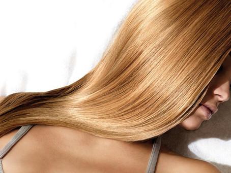 Entrevista para la revista Paula acerca del aceite para el pelo y sus beneficios