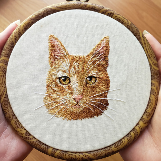 Personal Collection, Hand Embroidery