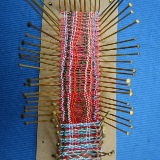 Rachel worked on the first Beginners sampler
