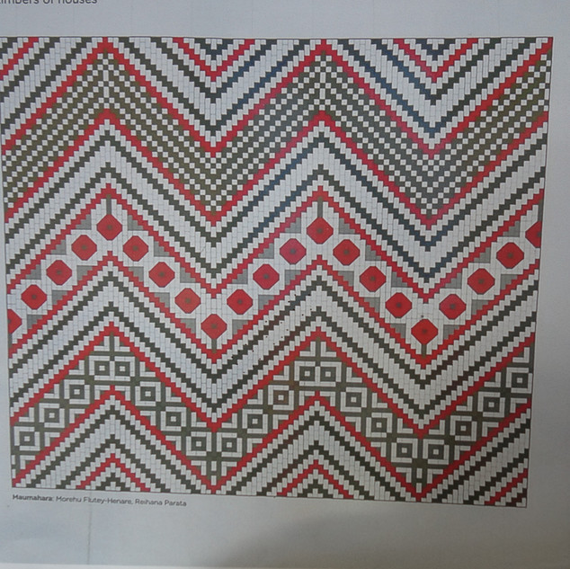 Hilary enjoys using interesting design inspiration for her bobbin lace. This is the current inspiration.