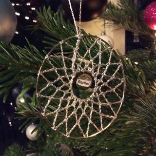 Christmas dangle decoration