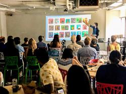 Mindfulness Training at Impact Hub Honolulu