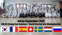 Korea september