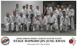 Hapkido JJK Rodez - Karaté Flav