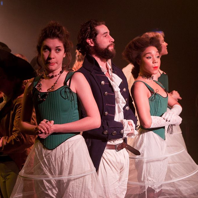 The Country Wife at the Ovalhouse Theatre in London
