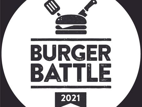 Burger Battle 2021 -kilpailu siirtyy lokakuulle