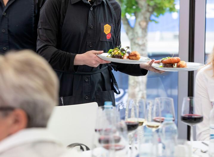 Food Camp Neste Rallin viralliseksi yhteistyökumppaniksi