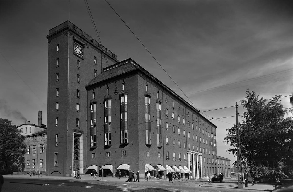 Aarne Pietinen Oy, Helsingin kaupunginmuseo 1939