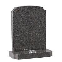 Flint Grey Granite Memorial