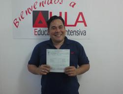 JoseLUisChef certificado