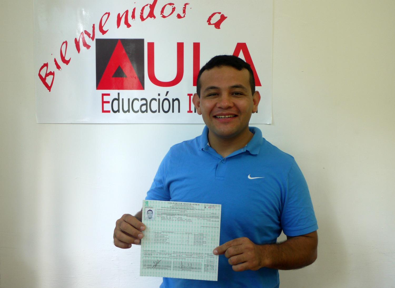 Victor Certificado