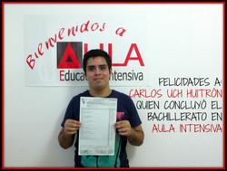 certificadoCARLOSUCH