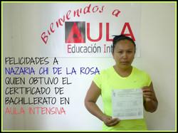 NazariaCertificado