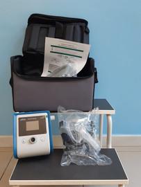 L'Avis dona 5 ventilatori al Savelli Hospital
