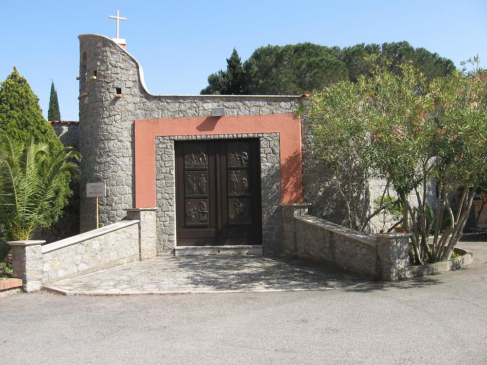 Cappella delle Beatitudini