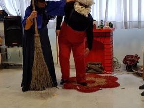 Casa Mimosa, i nonni raccontano ai bimbi com'era il Natale