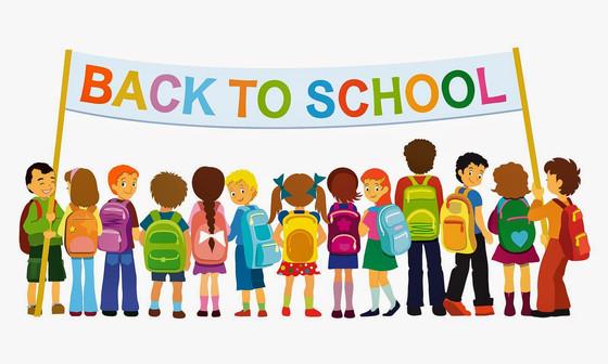 Οι πρώτες μέρες στο σχολείο