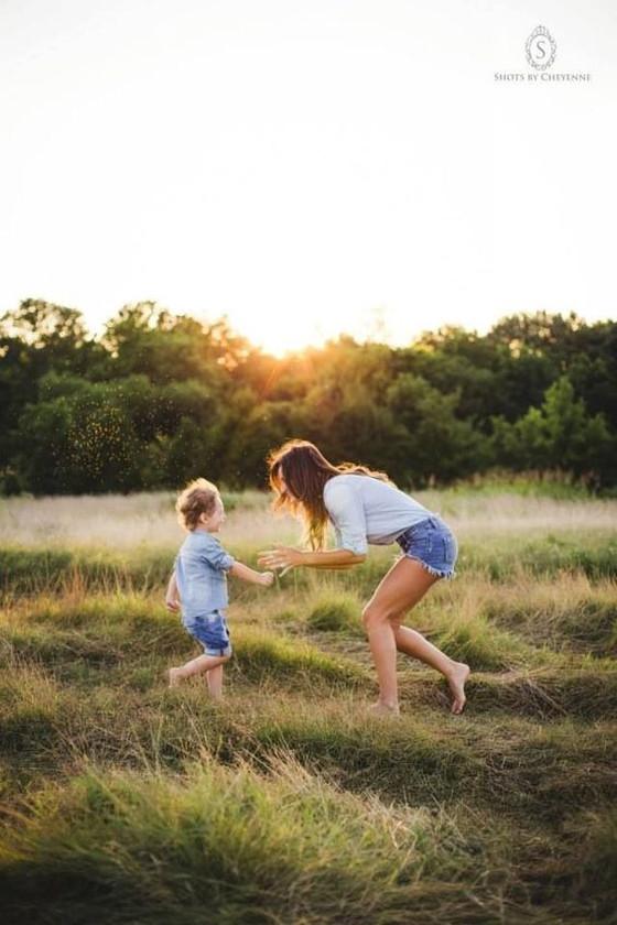 Για τη γιορτή της μητέρας… από μία μαμά μόλις 6 μηνών!