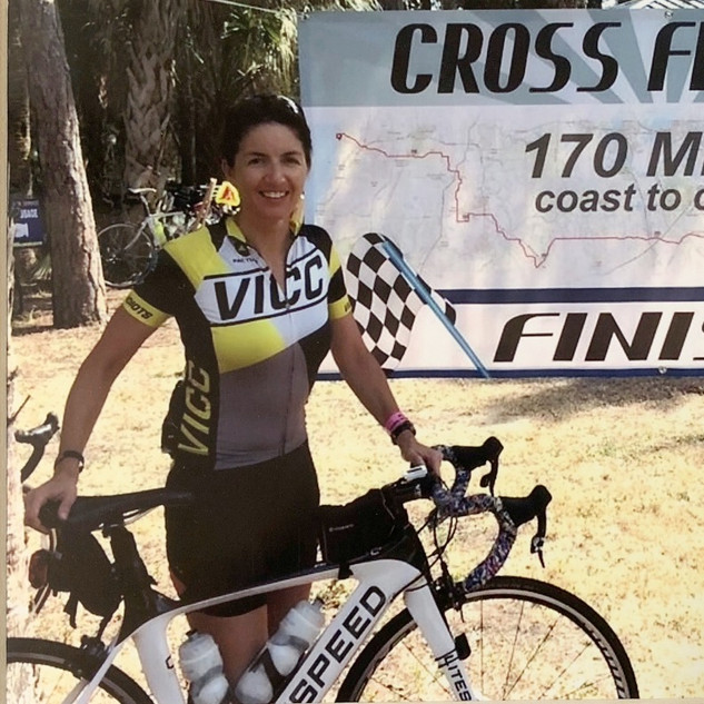 Cross Florida Ride - 170 miles