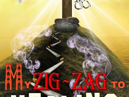 MY ZIG~ZAG TO HEALING~18:1